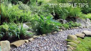 How To Build A Rock Garden Build A Creek Bed That Rocks Garden Club