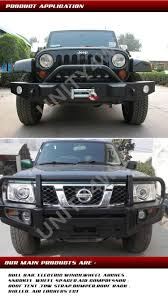 land cruiser pickup accessories rolled steel 4x4 bull bar front bumper for land cruiser 70 series