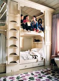 Built In Bunk Bed Hollywood Cape Cod Built In Bunk Beds