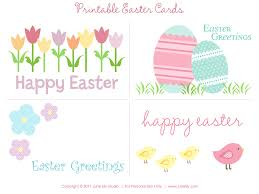 18 free printable easter cards for everyone you know