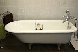 kingston brass 67 elizabeth cast iron clawfoot tub all in