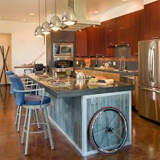 denver kitchen island bar ideas industrial with rusted