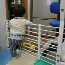 Baby Safety Gates For Stairs Aliexpress Com Buy Playpen For Dogs Pets Indoor Retractable Pet