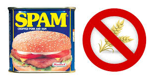 spam endorsed as essential component of gluten free diet u2013 12 tomatoes