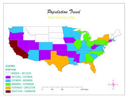 Proportional Symbol Map Random Notes Geographer At Large Is This Bad Maps