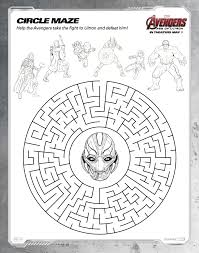 free printable avengers age of ultron coloring sheets free