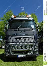 volvo trucks sweden heavy volvo truck front editorial photo image 54600451