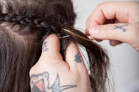 sewn in hair extensions the fast and easy way i use sew in extensions