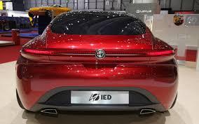Alfa Romeo 6c Price Alfa Romeo Gloria Concept