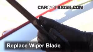 dodge dart change front wiper blade change dodge dart 2013 2016 2013 dodge dart