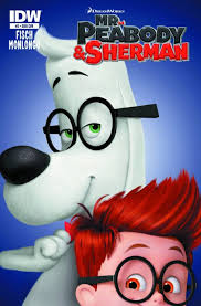 peabody sherman 1 idw publishing comicbookrealm