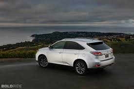 lexus rx350 2012 top pictures gallery