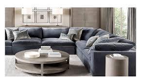 Living Room Media Furniture Rooms Rh