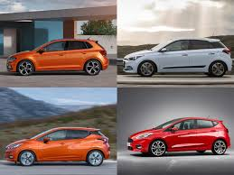 nissan ford 2017 vw polo vs 2017 ford fiesta vs 2017 nissan micra vs