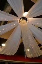 ceiling draping starlight lighting kit for 6 panel ceiling draping kit 3 strands