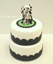 panda cake template the 25 best panda cakes ideas on panda cake