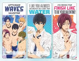 your perfect anime valentine u0027s day cards funimation blog