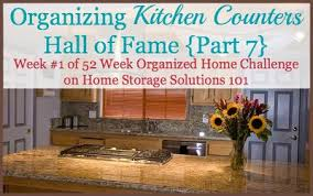 organizing kitchen counters before u0026 after pictures hall of fame