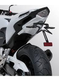 honda cbr600f ermax license plate support honda cbr600f abs 2011 2013 g g shop