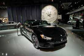 maserati india maserati to unveil new special edition ghibli at the ny auto show