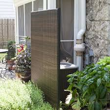 30 best outdoor privacy screens images on pinterest wicker inside