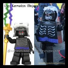 Lego Ninjago Halloween Costumes Cool Lord Garmadon Lego Ninjago Halloween Costume Boy Lego