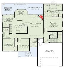 split bedroom floor plans traditional split bedroom design 5908nd architectural designs