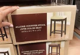 Bar Stools At Kohls Allure Counter Stool Only 35 69 At Kohl U0027s Reg 99 99 The