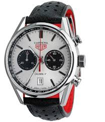 carrera watches tag heuer carrera panda calibre 17 watch how to spend it