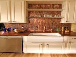 white tile kitchen backsplash copper kitchen backsplash tiles metal kitchen tiles ideas copper