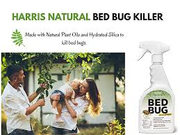 Harris Bed Bug Killer Reviews Amazon Com Harris Natural Bed Bug Killer Fast Acting 20oz Non
