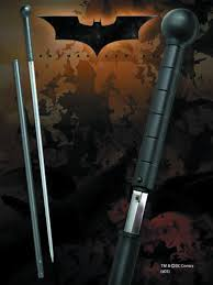 may121862 batman begins cane sword replica previews world