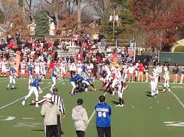 football thanksgiving day football westfield wallops plainfield 33 6 thanksgiving day