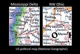 map usa place map of the usa geographic maps