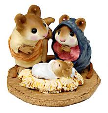 chris mouse pageant complete nativity set pageant