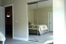 Mirror Sliding Closet Doors Ikea Mirrored Sliding Closet Doors Closet Doors Unique Mirrored
