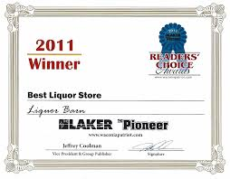 Liquor Barn California Liquor Barn