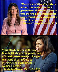 Michelle Obama Meme - did melania trump plagiarize michelle obama s statement on women s
