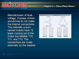 chapter 4 three phase motors ppt video online download