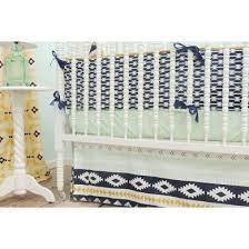aztec crib bedding aztec baby bedding collection u2013 jack and jill