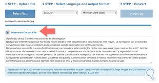 convertir imagenes jpg a pdf gratis convertir jpg o pdf en word o excel editable en 1 minuto solvetic