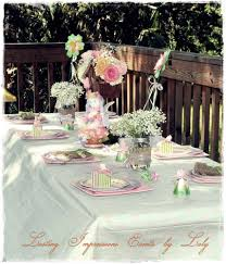 Fairy Garden Party Ideas by Fairy Garden Party Baby Shower Party Ideas Photo 47 Of 69