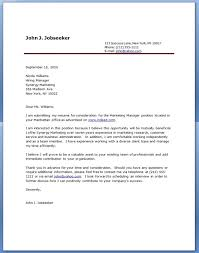 example of a resume cover letter best 20 resume cover letter