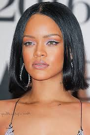center part bob hairstyle hairstyles for oval faces fresh black women middle part bob