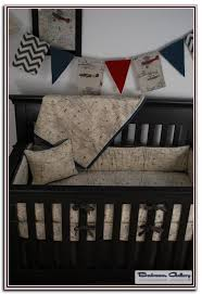 Airplane Crib Bedding Vintage Airplane Crib Bedding Bedroom Galerry
