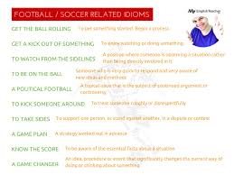 popular arabic sayings 65 football phrases and idioms to use in english