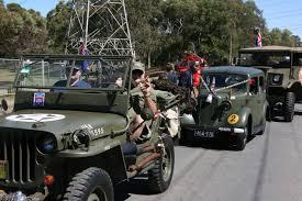 jeep christmas parade 2013 salisbury christmas pageant national military vehicle museum