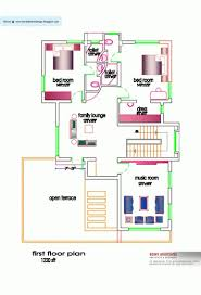 stylish 2500 sq ft house plans india images 3bedroom house in