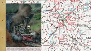 Home Depot Newnan Ga Phone Number Rail Usa Eastern States Map U0026 Guide To 413 Train Rides Historic