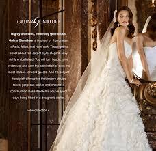 david u0027s bridal galina signature line for plus size brides the